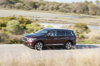 INFINITI QX60 AND QX50 RECOGNIZED BY LEADING CONSUMER AUTOMOTIVE WEBSITES