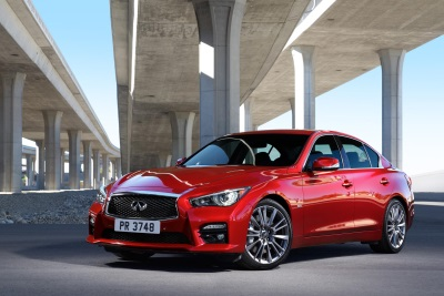 INFINITI ACHIEVES ALL-TIME HIGH SALES RECORD IN MARCH
