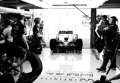 INFINITI RED BULL RACING AFTER THE SUMMER BREAK: GAME ON