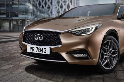 INFINITI BREAKS NEW SALES RECORDS IN FIRST HALF OF 2016