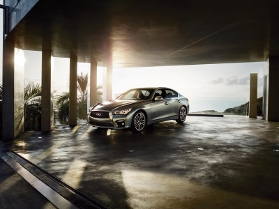INFINITI REPORTS BEST-EVER SEPTEMBER SALES