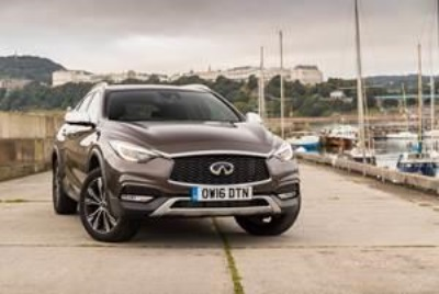 INFINITI: STRONG SALES RESULTS ACROSS EUROPE AND EMEA IN SEPTEMBER AND YEAR-TO-DATE