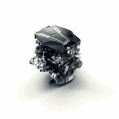INFINITI 3.0-LITER TWIN-TURBO V6 ENGINE NAMED TO WARDS 10 BEST ENGINES LIST FOR 2017