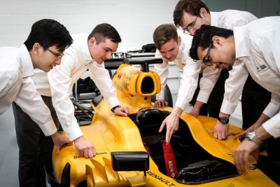 Infiniti Engineering Academy Holds U.S. Finals For The Chance To Work With Infiniti And Formula One