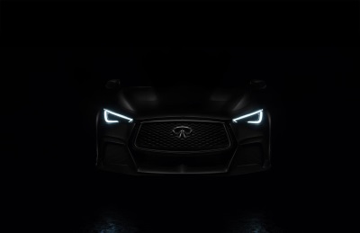 Introducing Project Black S – An Exploration Of A New Infiniti High-Performance Model Line