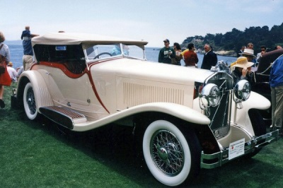 Isotta Fraschinis to Decorate Pebble Beach Golf Links