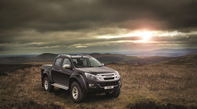 ISUZU D-MAX ARCTIC TRUCKS AT35: THE MOST EXTREME D-MAX EVER SOLD