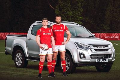 Wales Pick-Up Historic Isuzu Deal
