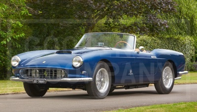 The Quintessential Gentleman's Lineup of Italian Sports Cars Coming to The Pebble Beach Auctions Presented by Gooding & Company