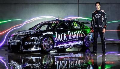 JACK DANIEL'S RACING CELEBRATES 10 YEARS IN V8 SUPERCARS