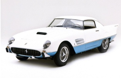 JACKIE COOPER'S FERRARI 410 SUPERAMERICA HEADED TO AMELIA