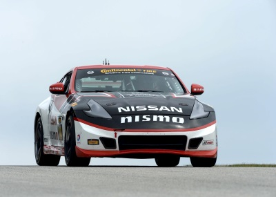 JAEGER, ZACHARIAS EARN FOURTH PODIUM IN FIVE RACES IN DORAN 370Z NISMO WITH STRONG SECOND AT ROAD AMERICA