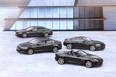 JAGUAR NAMED '2014 BEST CAR STYLING LUXURY BRAND' BY KELLEY BLUE BOOK