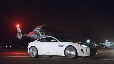 JAGUAR 'BRITISH VILLAINS' CAMPAIGN FEATURING THE 2015 F-TYPE COUPE EARNS REGIONAL PLATINUM AND GOLD AME AWARDS