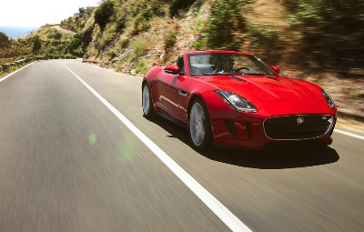 JAGUAR F-TYPE IS OFFICIAL PACE CAR OF THE PITTSBURGH VINTAGE GRAND PRIX