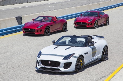 JAGUAR TO REVEAL U.S. SPEC F-TYPE PROJECT 7 VEHICLE AT PEBBLE BEACH
