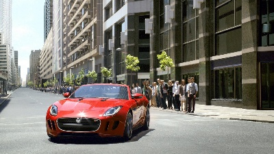 JAGUAR UNVEILS GLOBAL ADVERTISING CAMPAIGN TO LAUNCH THE F-TYPE