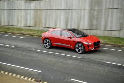 Jaguar I-PACE- The Future Of Electric Motoring Hits The Streets