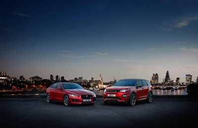 Jaguar Land Rover Reports US Sales For February 2017