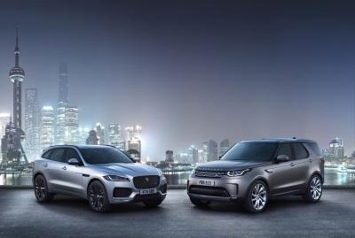 Jaguar Land Rover Reports U.S. Sales For August 2017