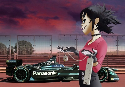 JAGUAR LAND ROVER ANNOUNCES NOODLE FROM BAND GORILLAZ AS GLOBAL AMBASSADOR TO INSPIRE NEXT GENERATION OF ENGINEERS