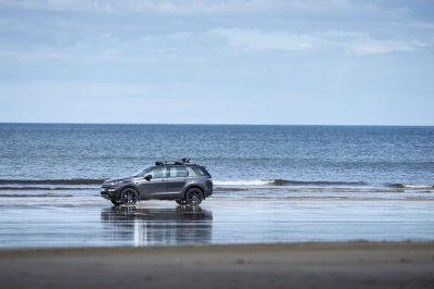 From Waste To Wave: Jaguar Land Rover Launches Surfboard Made From Recycled Plastic