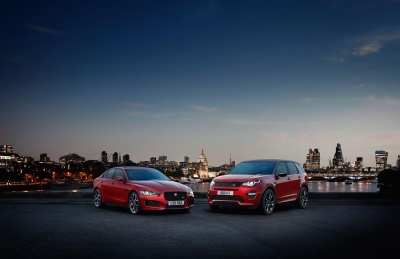 NEW VEHICLES DRIVE JAGUAR LAND ROVER TO UK SALES SUCCESS