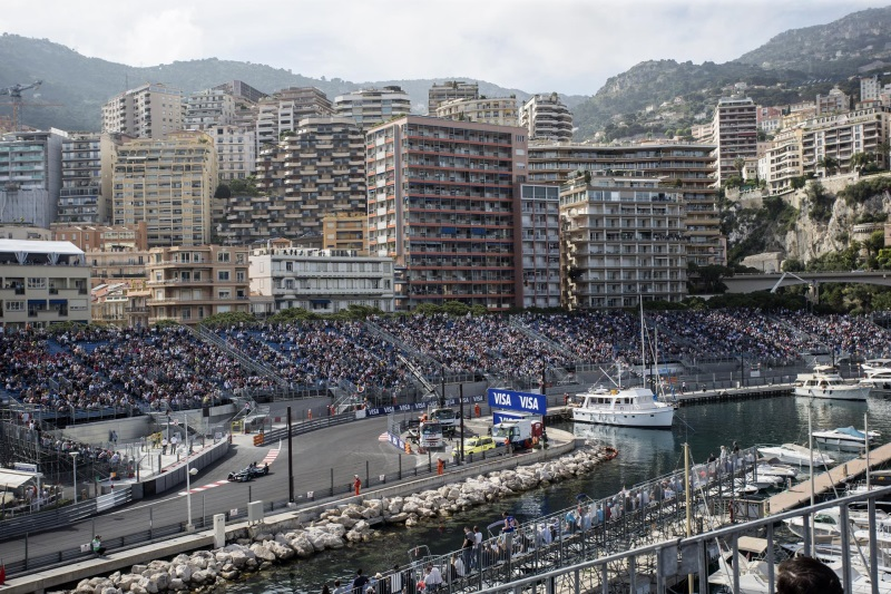 Consecutive Points Finishes For Panasonic Jaguar Racing In Monaco Debut