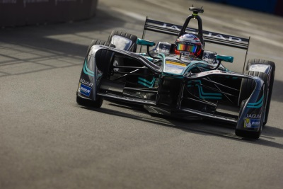 Points Hat-Trick For Panasonic Jaguar Racing In The Paris ePrix
