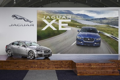 NORTH AMERICAN DEBUT OF JAGUAR XE AT 2015 NORTH AMERICAN INTERNATIONAL AUTO SHOW
