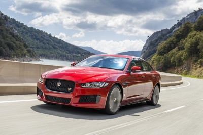 Jaguar XE Wins Third Consecutive Auto Express Award As I-Pace Voted Readers' Favourite
