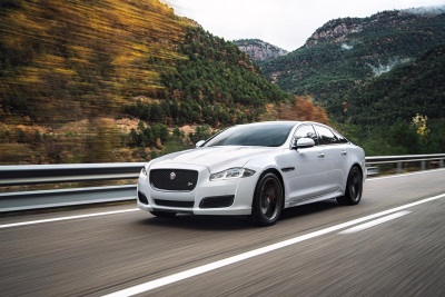 JAGUAR XJ RECOGNIZED AS BEST LUXURY CAR IN TOTAL QUALITY BY STRATEGIC VISION