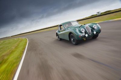 THE JAG IS BACK: ONLY XK 140 TO RACE AT LE MANS RETURNS TO THE FAMOUS CIRCUIT THIS WEEKEND FOR LE MANS CLASSIC