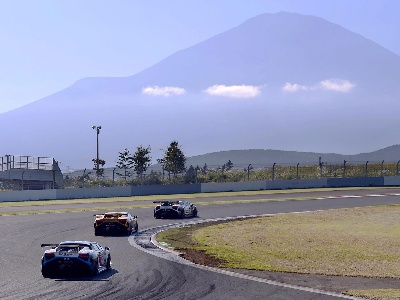 THE RAGING BULL COMES TO JAPAN'S STORIED RACING GROUND - THE LEGENDARY FUJI SPEEDWAY