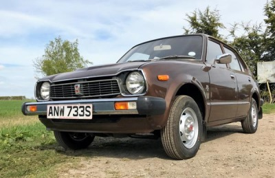 Quirky Seventies Japanese Hatchback For Sale At Classic Car Auctions