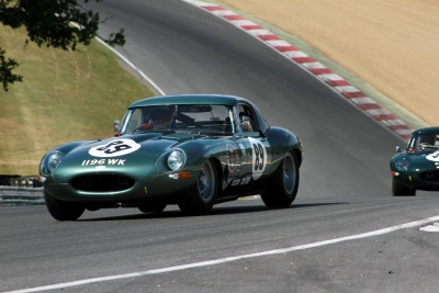 JD CLASSICS TAKES DOMINANT ONE-TWO FINISH AT BRANDS HATCH JAGUAR HERITAGE CHALLENGE