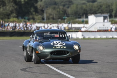 JD CLASSICS TRIUMPHS AT GOODWOOD REVIVAL WITH TWO WINS AND TWO POLE POSITIONS