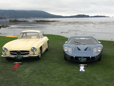 JD CLASSICS WINS MAJOR AWARDS AT PEBBLE BEACH FOR THE SEVENTH CONSECUTIVE YEAR