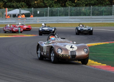 JD CLASSICS SECURES ANOTHER WIN AT SIX HOURS OF SPA RACE WEEKEND