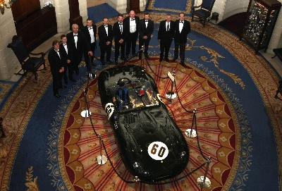JD CLASSICS' SUCCESSFUL 2013 SEASON OF HISTORIC RACING RECOGNISED WITH MULTIPLE PRIZES AT ANNUAL AWARDS