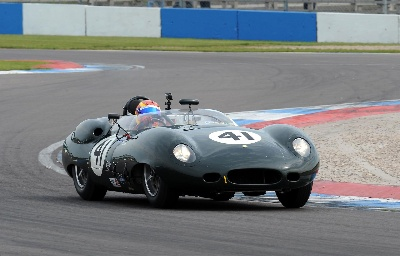 JD CLASSICS LOOKS TO CONTINUE 2015 RACING SUCCESS WITH FOUR ENTRIES AT DONINGTON HISTORIC FESTIVAL