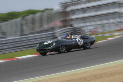 JD Classics' Costin Lister Takes Another Win At Brands Hatch Masters Historic Festival