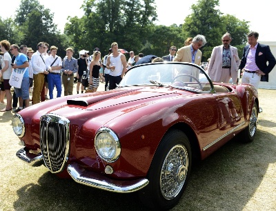 JD Classics wins Cartier Style et Luxe 'Best of Show' at 2013 Goodwood Festival of Speed