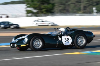 JD CLASSICS CLAIMS FOUR RACE WINS, A POLE POSITION AND A PODIUM FINISH AT LE MANS CLASSIC