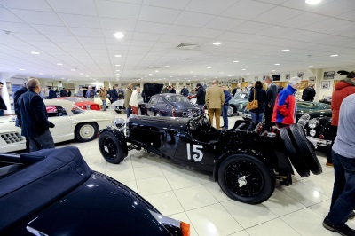 JD CLASSICS WELCOMES ROSS BRAWN OBE TO PACKED BREAKFAST MORNING