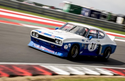 JD Classics Dominates At Snetterton Historic Touring Car Challenge