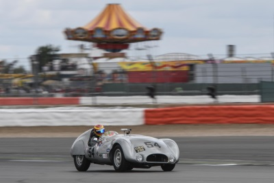 JD CLASSICS TAKES WOODCOTE TROPHY VICTORY AT SILVERSTONE CLASSIC 2016