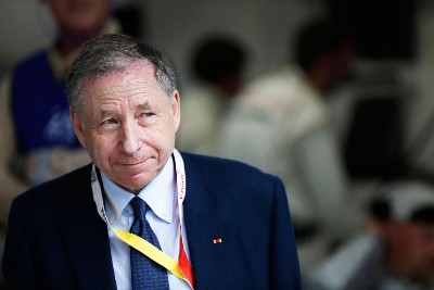 INTERVIEW: JEAN TODT ON FORMULA E