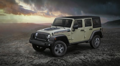 Jeep Brand At The 2017 Geneva International Motor Show