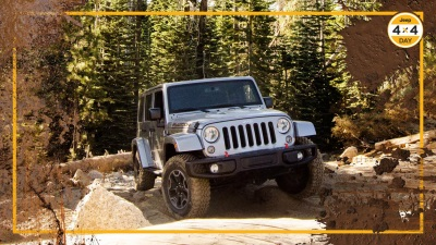 Second Annual 'Jeep® 4X4 Day' Kicks Off With Custom Interactive Snapchat Lens